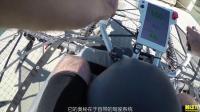 【触动力】能自己保持平衡的小型私人电动飞机Flyer