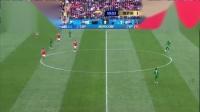 """我在【下半场回放】2018世界杯 A组俄罗斯VS沙特阿拉伯 下半场回放:""""俄沙""""首战开打 力争首场开门红截取了一段小视频"""