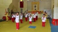 李臧豪:武术英语7句(花式篮球训练花絮)