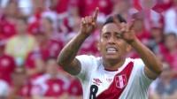 世界杯20180617秘鲁VS丹麦精彩瞬间