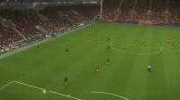 巴打Brother 实况足球2018解说 世界杯小组赛C组 丹麦vs澳大利亚