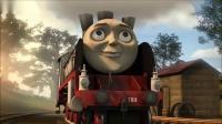 托马斯大电影之冲出多多岛新品托马斯电动火车托马斯石炭煤炭马林运输车套装介绍