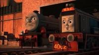 托马斯和他的朋友们大电影之冲出多多岛 托马斯煤炭运输大电影冲出多多岛一起马林托马斯冒险探险火车