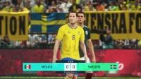 巴打Brother 实况足球2018解说 世界杯小组赛F组 墨西哥vs瑞典