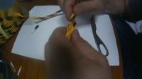 绳子工作ロープ末端のほつれ止め/ロープワーク4
