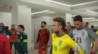 巴打Brother 实况足球2018解说 世界杯18决赛 巴西vs墨西哥