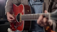Gretsch G5034TFT Rancher electro-acoustic guitar demo