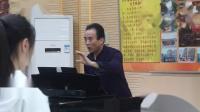 人音版高中音乐选修歌唱《在森林的那一边》(高中音乐教师参赛部优获奖课例教学视频)