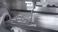 Hermle德国哈默C650U五轴加工中心 - 连接杆