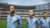 巴打Brother 实况足球2018解说 世界杯14决赛 乌拉圭vs法国