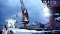 十年火线,千里穿越,CF打造的一艘真实运输船搭建实录!