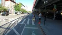 美國・紐約(長島市→華爾街)自行車展望 2018.7.16