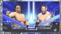 WWE2K15自导剧情(2008)