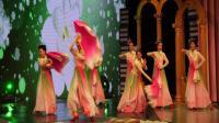 舞蹈:《茉莉花》哈尔滨市道里区海富社区紫丁香舞蹈队2018.7.18参加黑龙江电视台《金色梦想大舞台》综艺活动。(录像:言顺)