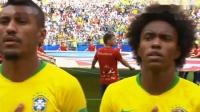 【全场集锦】内马尔机敏抢点打破僵局 巴西2-0墨西哥