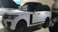 全铝车身带给你怎么样的体验---最新款路虎揽胜行政标准创世版