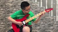 2018年7月22日:《为了自由》演奏:张艺轩