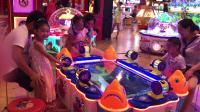 儿童乐园 钓鱼游戏视频 小玲玩具