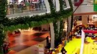 2018年俄罗斯世界杯足球尚雕坊商场购物中心中空雕塑装饰足球玻璃钢摆件泡沫
