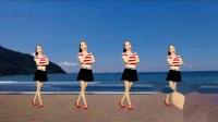 网络流行曲《嘴巴嘟嘟》简单动感32步广场舞附分解,送给初学者