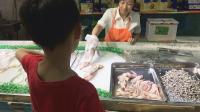 想吃大龙虾呢,可是没有卖