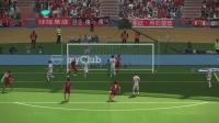 巴打Brother 实况足球2018解说 中超第15轮 上海上港vs天津权健
