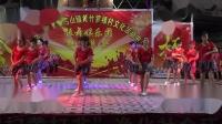 白沙龙舟坡舞蹈队《爱如星火》2018罗禄村第二届振舞娱乐团广场舞邀请赛