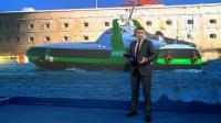"""从塞瓦斯托波尔到雅尔塔,经过20年的中断,完全装载的海上客船""""Comet""""进入了第一班航班。"""