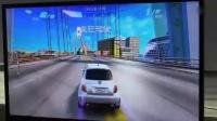 联想智能电视体验游戏 狂野飙车6www.345wan.com