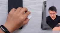 科技美学那岩vivo NEX湿手指纹解锁测试!
