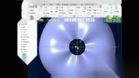 【Proe/Creo经典曲面教程】外观曲面造型-苹果