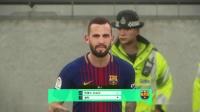 巴打Brother 实况足球2018解说 西班牙超级杯 塞维利亚vs巴塞罗那