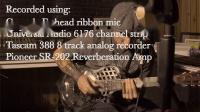 Republic丽声吉他演奏分享 Trouble In Mind Republic Guitars Highway 61 travel resonator