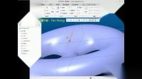 【Proe/Creo经典曲面教程】外观曲面造型-猪鼻孔