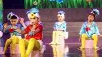 乐清市柳市镇快乐之家幼儿园中班兴趣舞蹈《唐老鸭醉了》