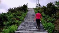 龙门镇又一旅游景点待开发,与李家村高峰景区连线的明月峰