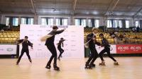 丽水 2018 全国轮滑锦标赛 自由式 轮滑舞蹈 A组 亚军 广东 SR轮舞队