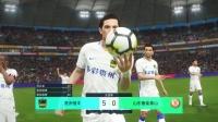 中超巴打Brother 实况足球2018解说 第19轮 贵州恒丰 vs山东鲁能
