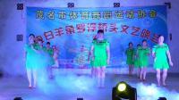 关车瓦言坡舞蹈队《爱情力量》2018电白羊角罗浮桥头文艺晚会