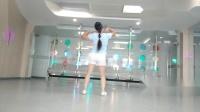 舞灵美娜子广场舞  教学版《老妹你真美》VID_20180818_152211