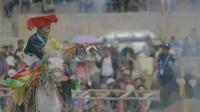 江孜达玛节射击比赛