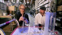 How Much Pressure is Generated by Antacid Tablets-MythBusters