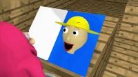 我的世界动画-愤怒的小鸟来到巴迪教室-FuturisticHub