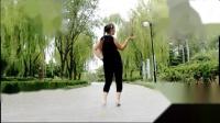 时光幸福广场舞 正背面动感健身现代舞【出人头地]