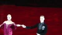 2018届黑池舞蹈节(中国)表演舞探戈Alexander Zhiratkov&Irina Novozhilova