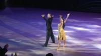 2018届黑池舞蹈节(中国)表演舞桑巴王为 陈金