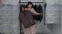 8月20号杭州AK男装(新款水洗皮衣特价混批)多份 10件 1080元