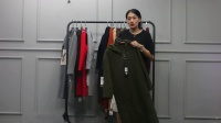 8月20日杭州越袖服饰(双面尼大衣系列)仅一份 15件  2600元【注:不包邮】