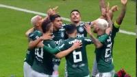 巴西全国甲级联赛第二十轮帕尔梅拉斯2:0博塔弗戈