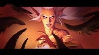 《战争使者:艾萨拉》动画短片
